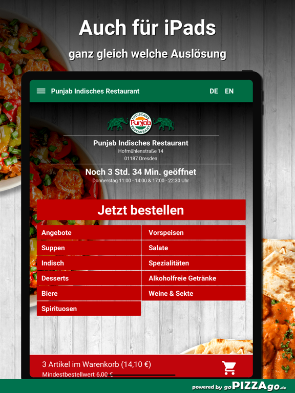 Punjab Dresden screenshot 7