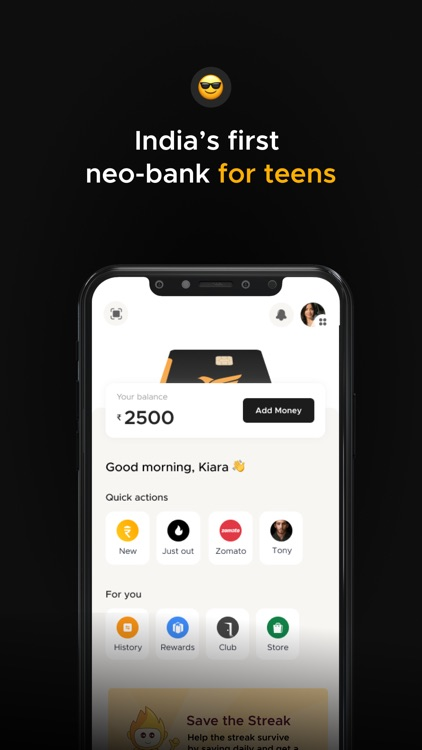 FamPay - Card for teens