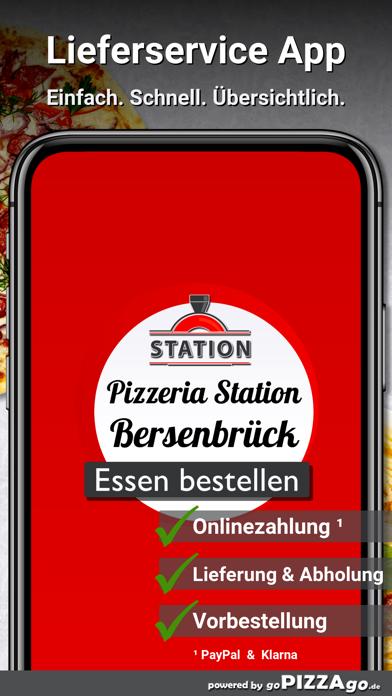 Pizzeria Station Bersenbrück screenshot 1