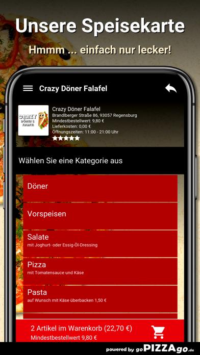 Crazy Döner Falafel Regensburg screenshot 4