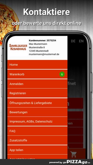 Saarlouiser Kebabhaus Saarloui screenshot 3