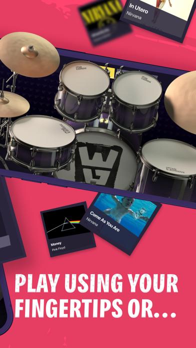 Drum is a game : WeGroove screenshot 7