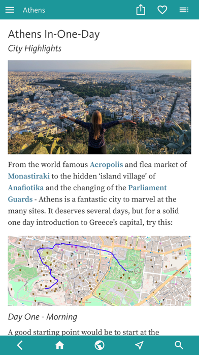 Athens' Best: Travel Guide screenshot 3