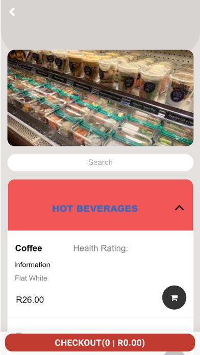 CanteenApp 2.0 screenshot 3