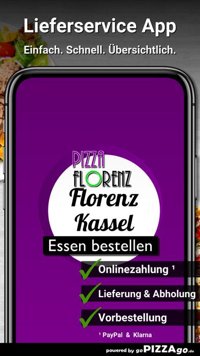 Pizza Florenz Kassel screenshot 1