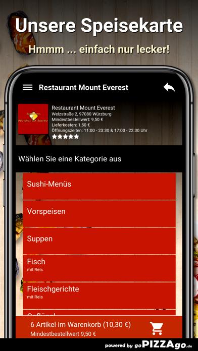 Mount Everest Würzburg screenshot 4