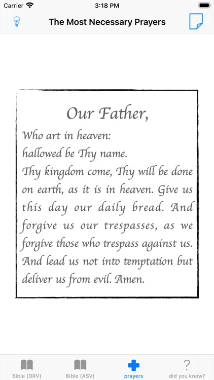 Holy Bible (DRV & ASV) screenshot-4