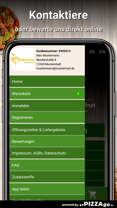 Mango Lassi 2 Berlin screenshot 3