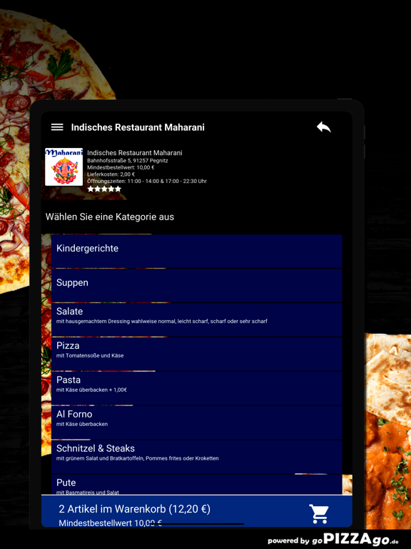 Maharani Pegnitz screenshot 8