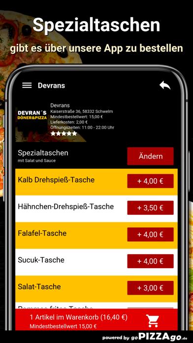 Devrans Schwelm screenshot 6