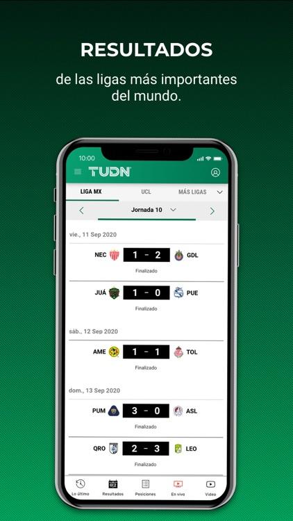 TUDN: TU Deportes Network screenshot-6