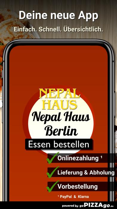 Nepal Haus Berlin screenshot 1