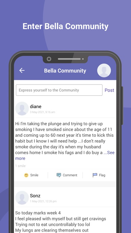 Quit With Bella screenshot-3