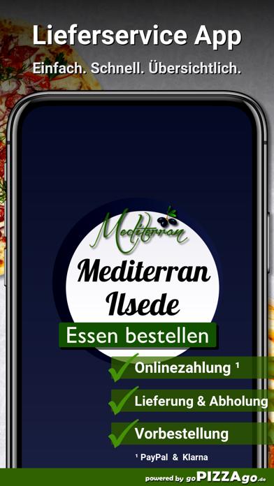 Restaurant Mediterran Ilsede screenshot 1