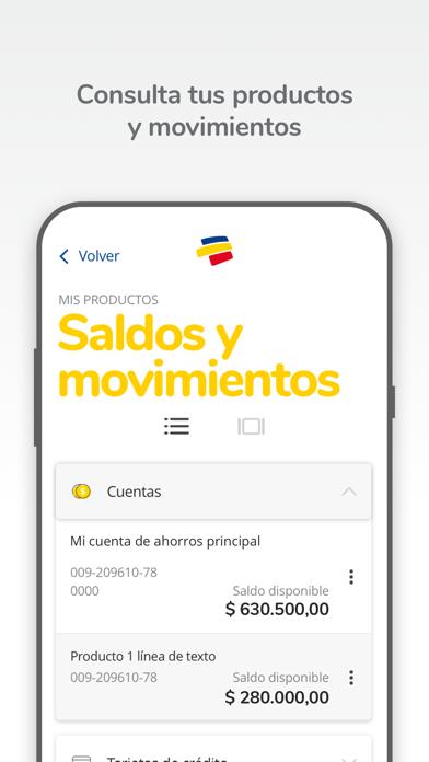 Bancolombia App PersonasCaptura de pantalla de3