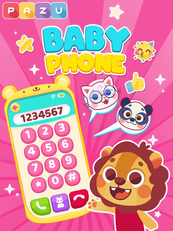 赤ちゃん携帯 - はじめての電話のおすすめ画像7