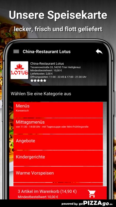 Lotus Trier Heiligkreuz screenshot 4