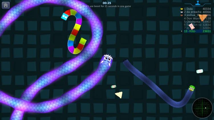 Snake.is: MLG Yolo Memes Worms screenshot-0
