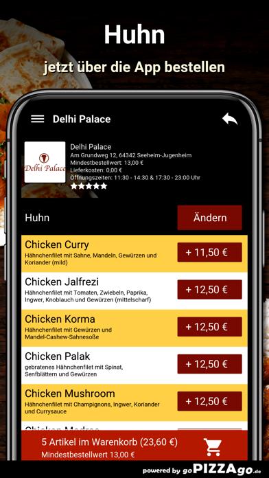 Delhi Palace Seeheim-Jugenheim screenshot 5