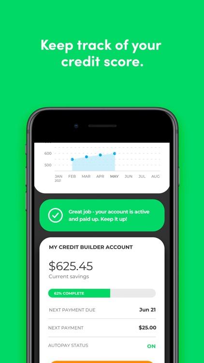 Self - Build Credit & Savings