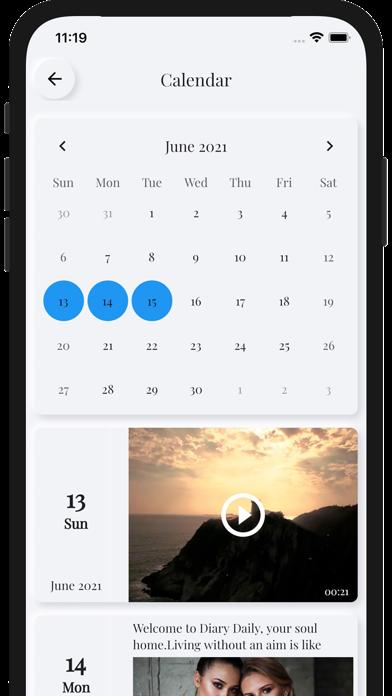 Diary Journal - With Lock screenshot 4