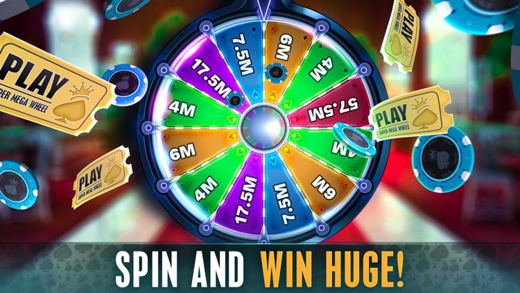 HD Poker: Texas Holdem screenshot-5