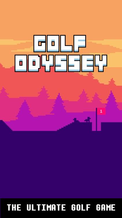 Golf Odyssey screenshot-5