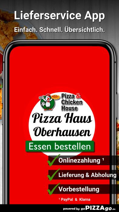 Pizza Haus Oberhausen screenshot 2