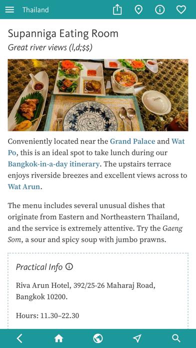 Thailand's Best: Travel Guide screenshot 8