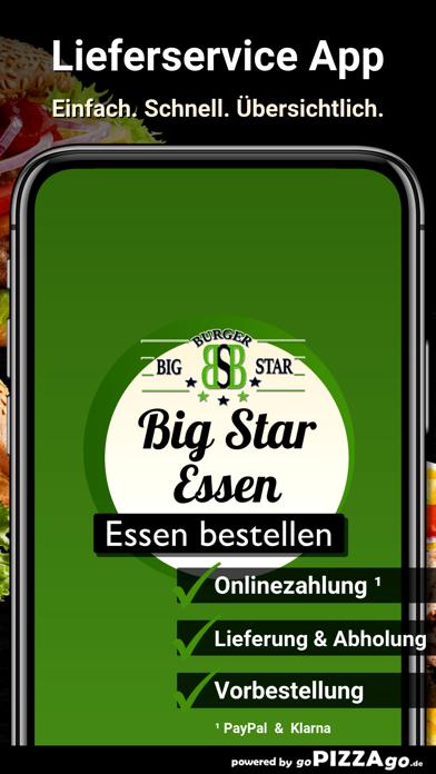 Big Star Burger Essen screenshot 1