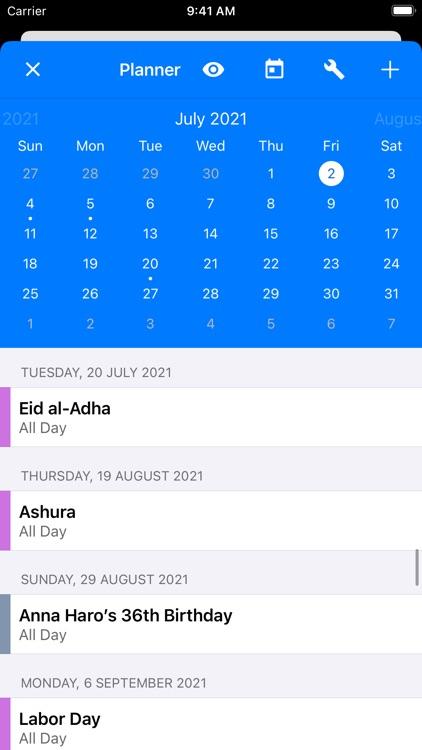 Malaysia Calendar 2021 - 2022