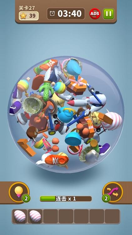 Match Triple Bubble
