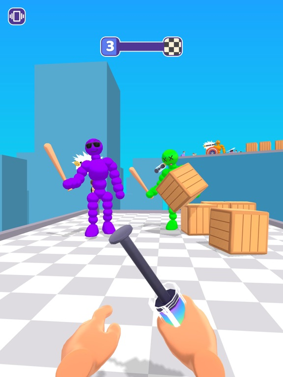 Blow Them Up 3D screenshot 9