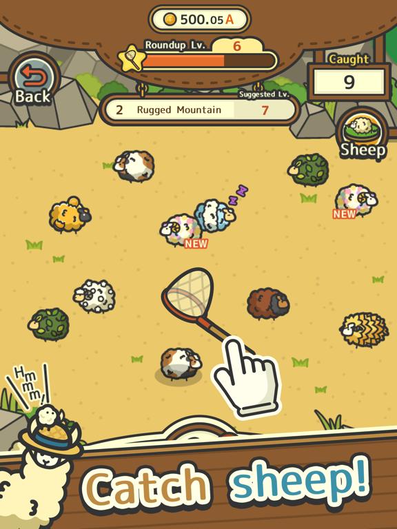 Fluffy Sheep Farm screenshot 7