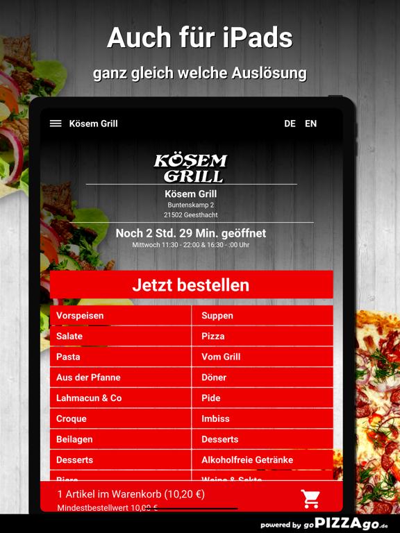Kösem Grill Geesthacht screenshot 7