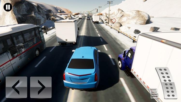 Car Highway : Car Racing Games screenshot-3