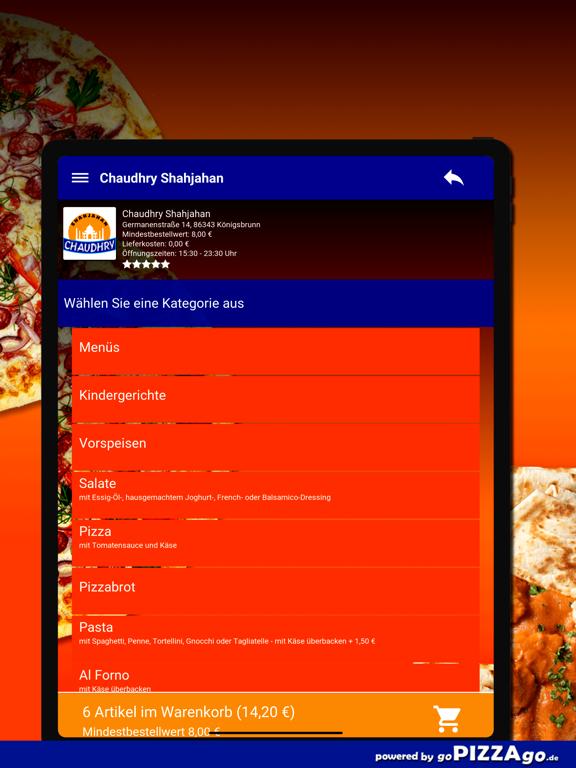 Shahjahan Königsbrunn screenshot 8