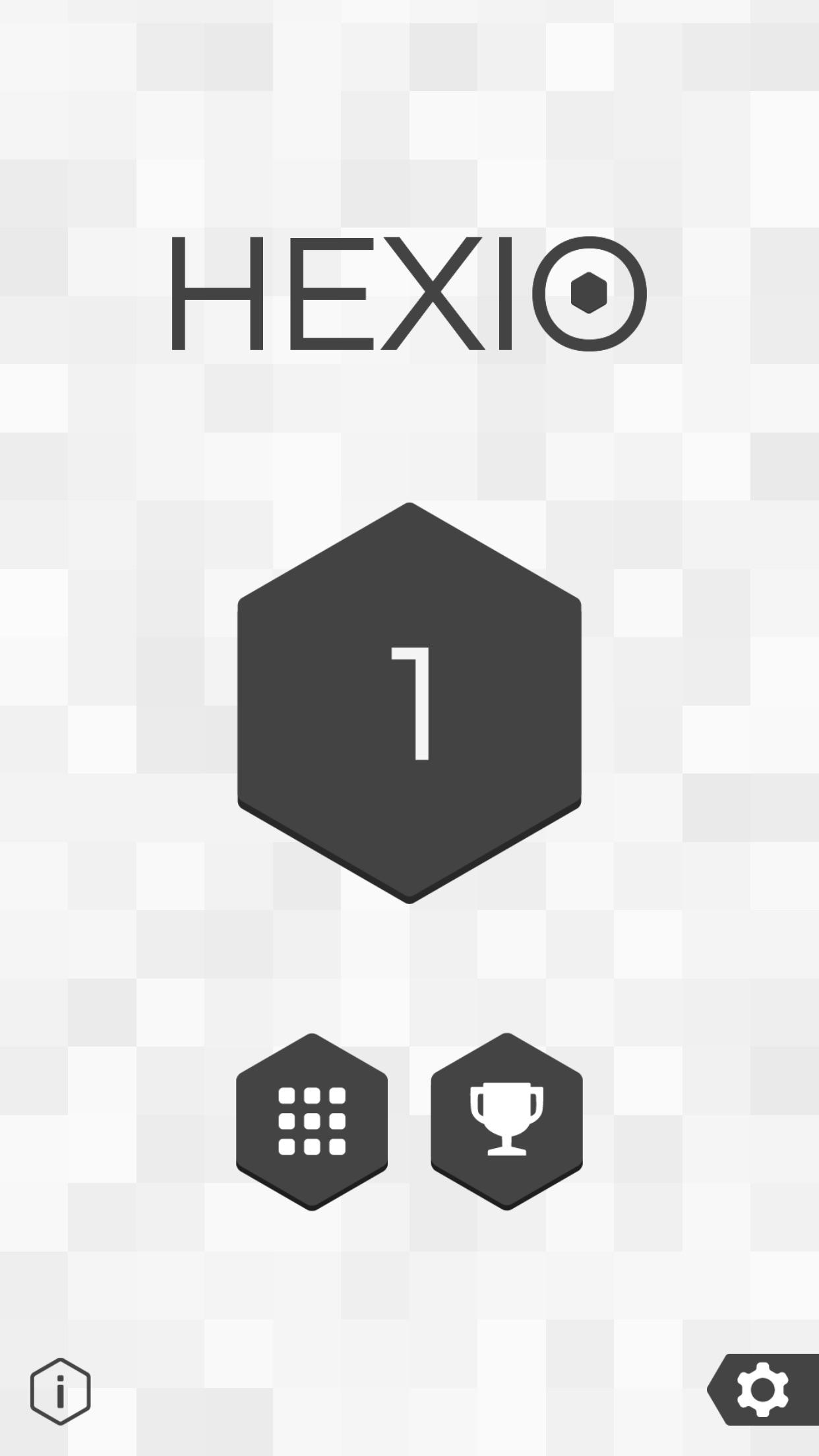 Screenshot do app Hexio