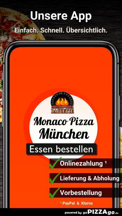 Monaco-Pizza München screenshot 1