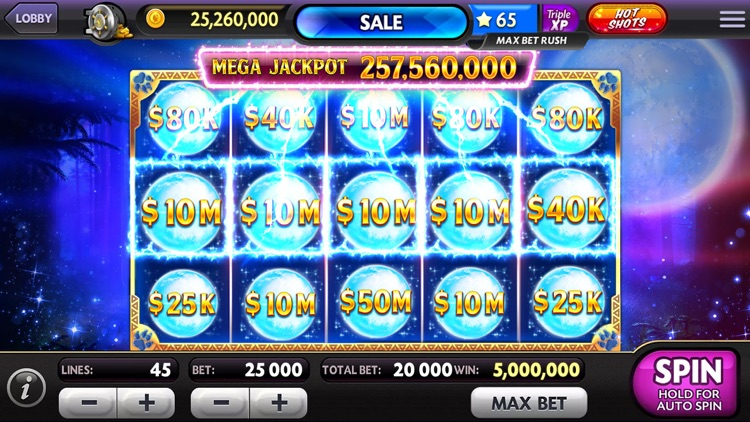 Caesars Slots: Casino & Slots screenshot-0