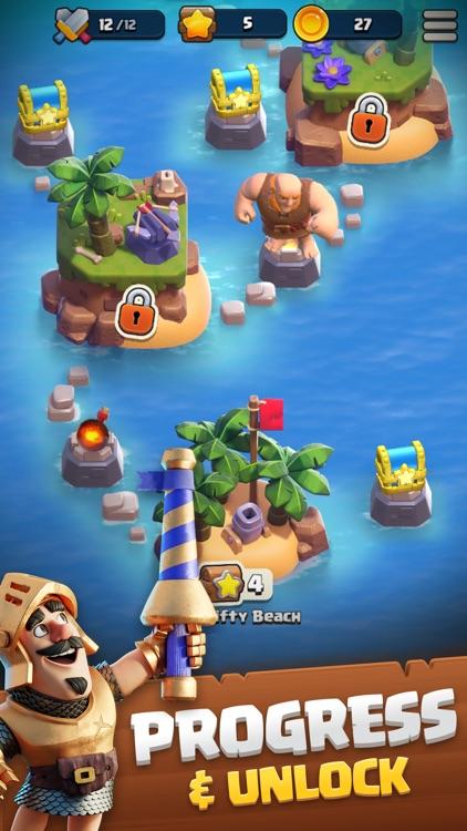 Clash Quest screenshot-3