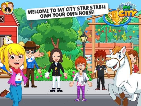 My City: Star Stable screenshot 6