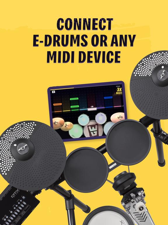 Drum is a game : WeGroove screenshot 16