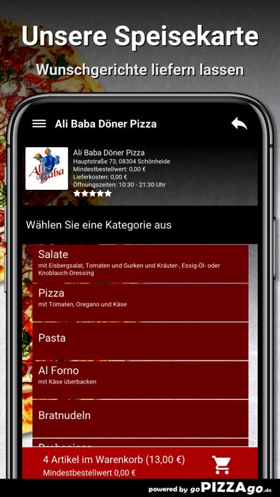 Ali Baba Döner Pizza Schönheid screenshot 4