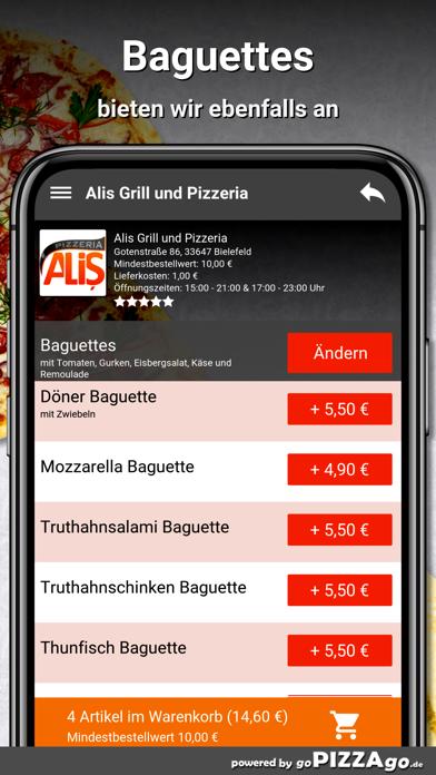 Alis Grill Bielefeld screenshot 6