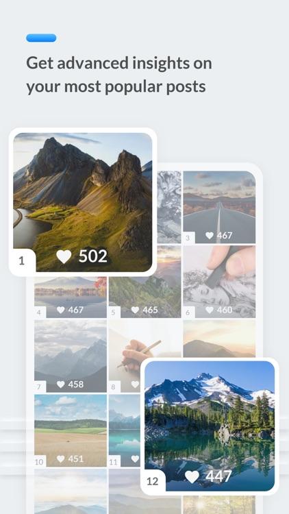 Gossipgram Followers Tracker screenshot-3