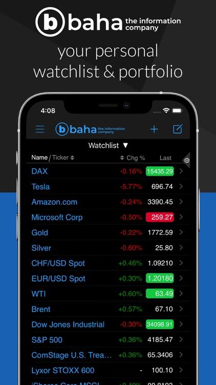 StockMarkets by baha - stocks screenshot-6
