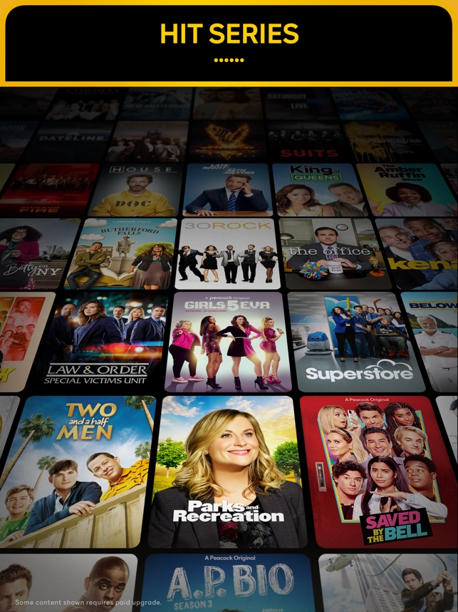 Peacock Tv Stream Tv Movies On The App Store