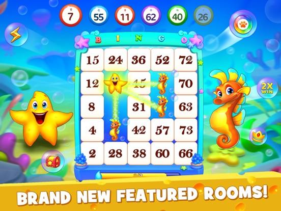 Bingo Wild-BINGO Games Onlineのおすすめ画像4