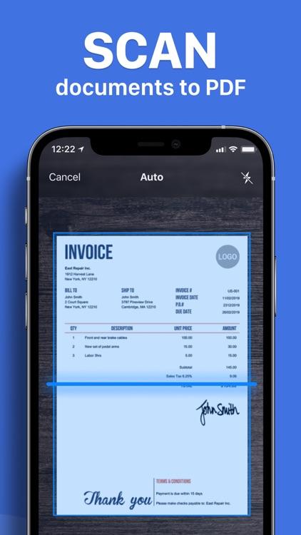 Printer App for AirPrint